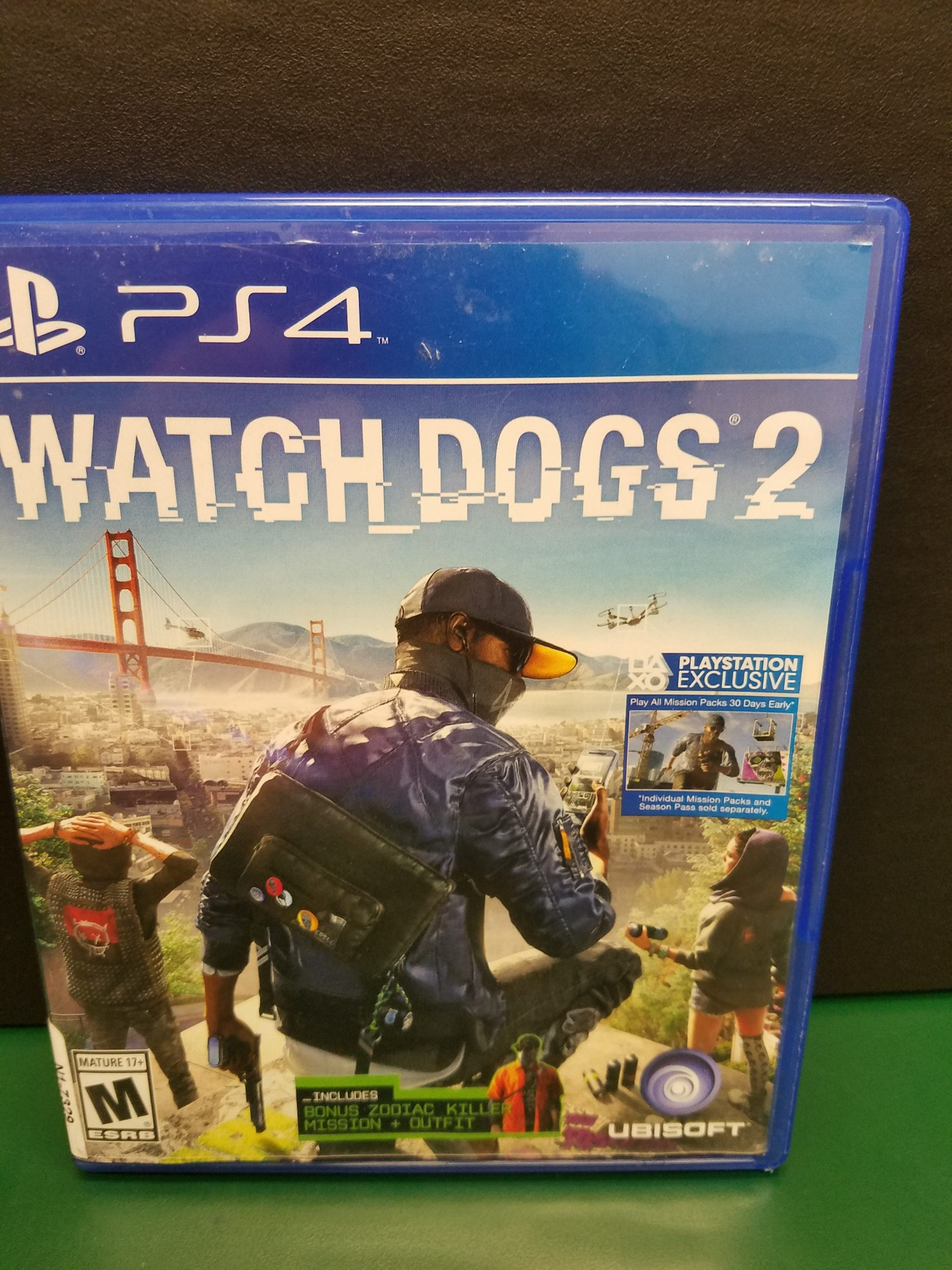 Watch Dogs 2 Ps4 Gaming Sony Game